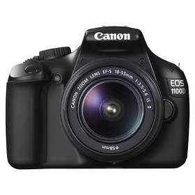 Canon EOS 1100D + 18-55/3,5-5,6 IS II