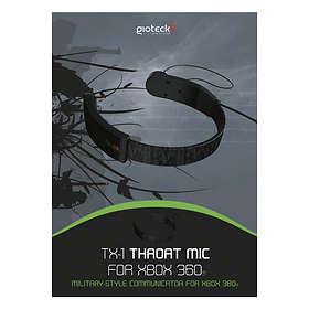 Gioteck TX-1 Throat (Xbox 360)