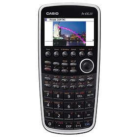Casio FX-CG20 Graf