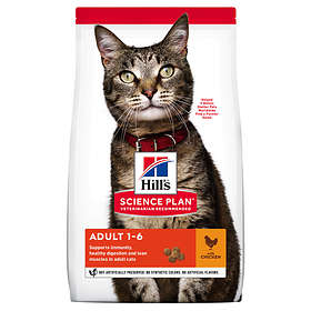 Hills Feline Science Plan Adult Optimal Care Chicken 10kg