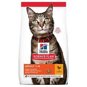 Hills Feline Science Plan Adult Optimal Care Chicken 5kg