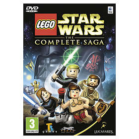 Lego Star Wars: The Complete Saga (Mac)