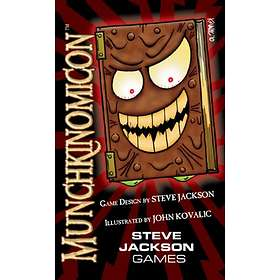 Munchkin: Munchkinomicon (exp.)