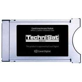 TechniSat TechniCrypt CXV for Canal Digital