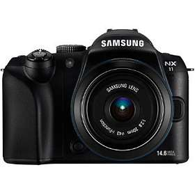 Samsung NX11 + 18-55/3,5-5,6 OIS