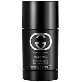 5e05f87e7db Find the best price on Gucci Guilty Pour Homme Deo Stick 75ml ...