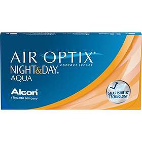 Alcon Air Optix Night & Day Aqua (3-pakning)