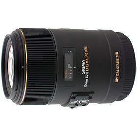 Sigma 105/2,8 EX DG OS HSM Macro for Canon