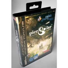 Pier Solar - Reprint Edition (Mega Drive)