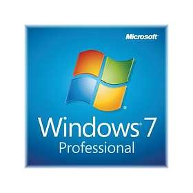 Microsoft Windows 7 Professional SP1 Eng (32-bit OEM)