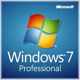Microsoft Windows 7 Professional SP1 Nor (32-bit OEM)