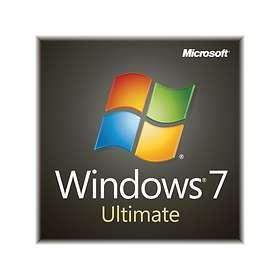 Microsoft Windows 7 Ultimate SP1 Eng (64-bit OEM)