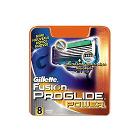 Gillette Fusion ProGlide Power 8-pack
