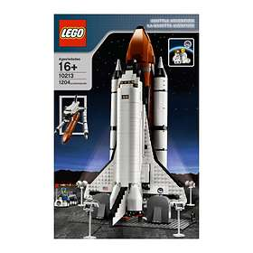 LEGO Advanced Models 10213 Shuttle Adventure