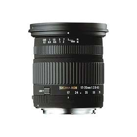 Sigma 17-70/2,8-4,5 DC Macro for Canon