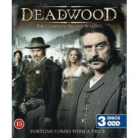 Deadwood - Säsong 2