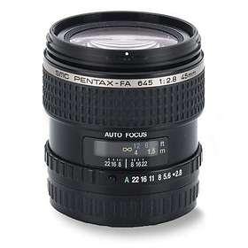 Ricoh-Pentax 645 SMC-FA 45/2,8
