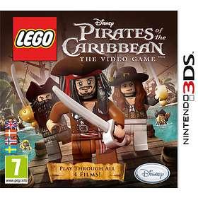 Lego Pirates des Caraïbes: Le Jeu Vidéo