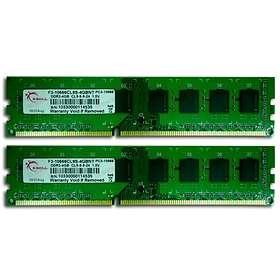 G.Skill NT DDR3 PC10666/1333MHz CL9 2x4GB