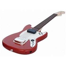 Mad Catz Rock Band 3 Wireless Fender Mustang Guitar (Wii)