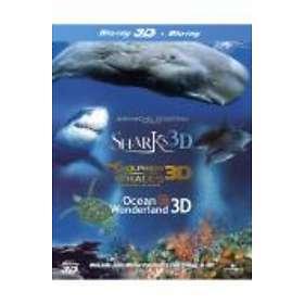Jean-Michel Cousteau's Film Trilogy in 3D (UK)