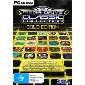 SEGA MegaDrive Classic Collection - Gold Edition
