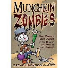 Steve Jackson Games Munchkin: Zombies
