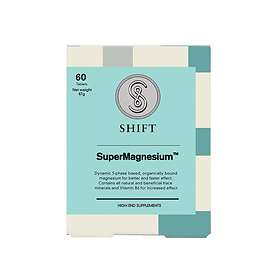 Shift Super Magnesium 60 Tabletter