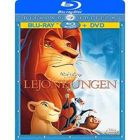 Lejonkungen - Diamond Edition (BD+DVD)