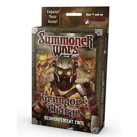 Plaid Hat Games Summoner Wars: Grungor's Charge (exp.)