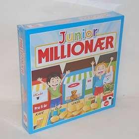 Damm Egmont Millionær: Junior