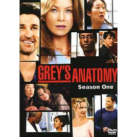 Grey's Anatomy - Säsong 1