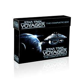 Star Trek: Voyager - Complete Box