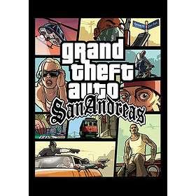 Grand Theft Auto: San Andreas (Mac)