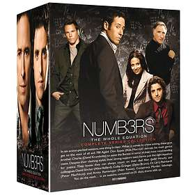 Numbers - Complete Series Collection