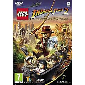 LEGO Indiana Jones 2: The Adventure Continues (Mac)