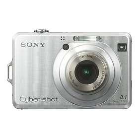 Sony CyberShot DSC-W100