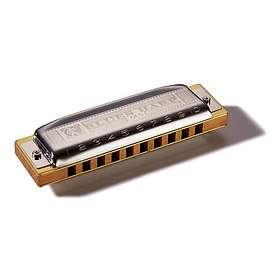 Hohner Diatonic MS System Blues Harp MS (G)