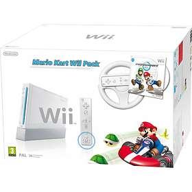 Nintendo Wii (inkl. Mario Kart Pack)