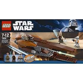 LEGO Star Wars 7959 Geonosian Starfigther