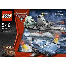 LEGO Cars 8426 Escape at Sea