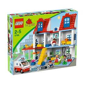 Find The Best Price On Lego Duplo 5795 Big City Hospital Compare