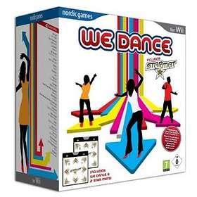 We Dance (incl. Dance Pad)