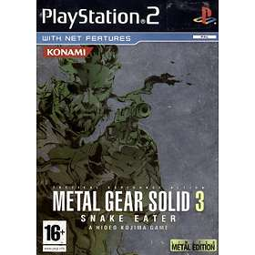 Metal Gear Solid 3: Snake Eater - Limited Edition (PS2)