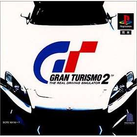 Gran Turismo 2 (JPN) (PS1)