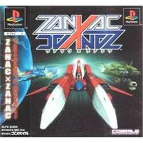 Zanac X Zanac (Giappone)