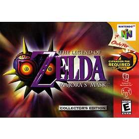 The Legend of Zelda: Majora's Mask - Collector's Edition (USA) (N64)