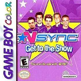 *NSYNC: Get to the Show (GBC)