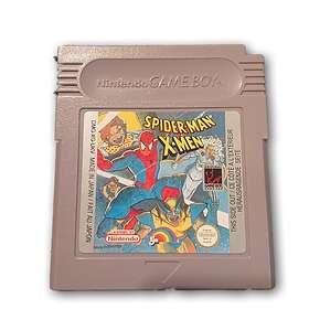 Spider-Man -- X-Men: Arcade's Revenge (GB)