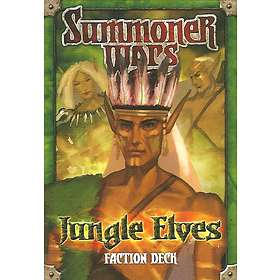 Plaid Hat Games Summoner Wars: Jungle Elves (exp.)
